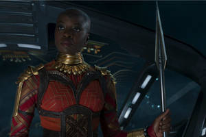 danai gurira's name was left off the new poster for 'avengers: endgame' and people are not happy about it