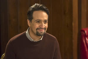 lin-manuel miranda tries to save 'one day at a time' like he helped do with 'brooklyn nine-nine'