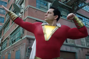 'shazam' set for $40 million opening in first round of box office tracking