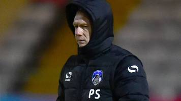 'sadness at what might have been' - how it went wrong for scholes at oldham