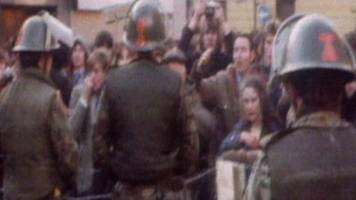 bloody sunday: one soldier to be charged