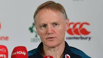 Six Nations 2019: Joe Schmidt surprised by Wales' Cardiff roof request