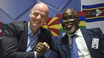 Africa 'will support' 2022 World Cup expansion
