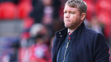 doncaster rovers: grant mccann to serve one-match touchline ban and fined £1,000