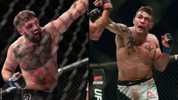 ufc london: marshman & phillips ready for 'battle of wales'