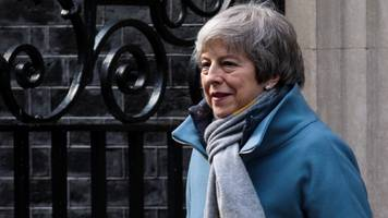 Theresa May Isn't Giving Up On Her Brexit Deal Just Yet