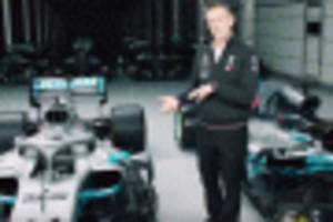 mercedes-amg explains why f1's 2019 design rules should mean closer racing