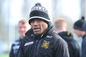 lee radford discusses his 'real find' ratu naulago and how his partnership with carlos tuimavave can take off
