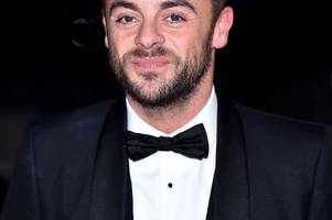 ant mcpartlin tweets for first time in a year as i'm a celeb future revealed