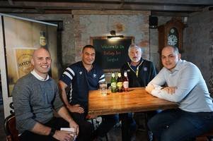 thatchers gold series ep 1: pat lam and todd blackadder discuss how their rugby rivalry began, from the all blacks to the west county