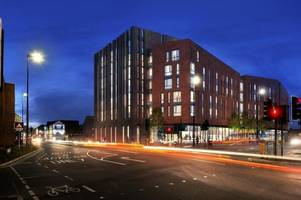 plans for 440 student flats block in loughborough town centre given green light