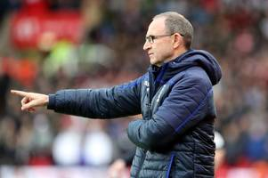 as teams falter, the curious play-off battle leaves the door still open for nottingham forest