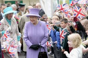 details of the queen's trip to somerset announced