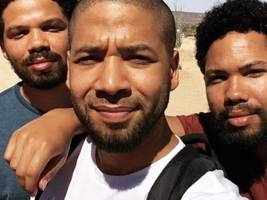 Jussie Smollett Appears In Court Over Hate Crime Attack