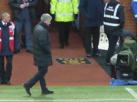 mourinho: perfect reunion for zidane and real madrid