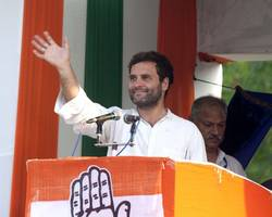 rahul blasts modi over china, bjp hits back