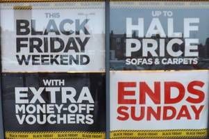 sofa firm scs fined £6000 for black friday sale that offered misleading savings