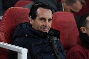 every word emery has just said on rennes win, aubameyang's mask, lacazette, iwobi & mkhitaryan