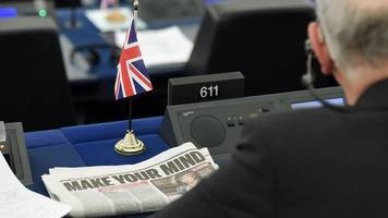 article 50: what europe makes of granting extension for brexit