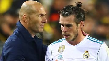 bale wants to end career at real madrid - agent