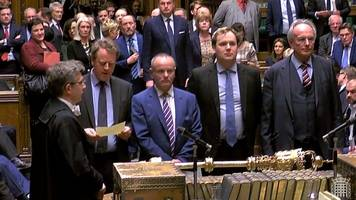 Brexit: MPs vote by 412 to 202 to seek delay to EU departure