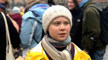 Greta Thunberg nominated for Nobel Peace Prize for climate activism