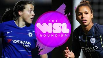 women's super league: kirby and parris hit hat-tricks in midweek games