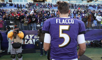 report: john elway believes joe flacco is just now entering his prime
