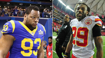 The 50 Best NFL Free Agents Still Available