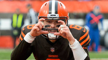 traina thoughts: nfl network's michael silver calls baker mayfield 'unprofessional,' gets called out by rich eisen