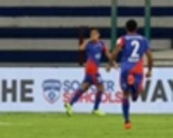 isl 2018-19: udanta singh - 'mentally strong' bengaluru might have the edge over fc goa