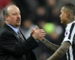 newcastle united must continue with rafael benitez - shola ameobi