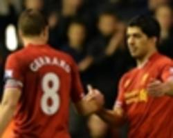 suarez reveals how gerrard talked him out of arsenal switch