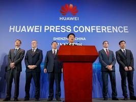 Chinese tech giant Huawei has developed its own operating system as a 'plan B' in case it's barred by the US government from using Google and Microsoft products (GOOG, GOOGL, MSFT)