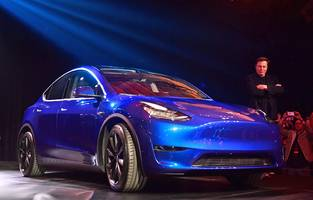 Elon Musk says Tesla's new Model Y SUV will outsell the Model S, Model X, and Model 3 combined (TSLA)