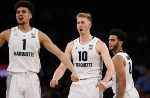 bracketology roundup: marquette can improve on 5 seed with big east tourney run