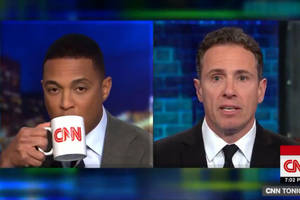 don lemon and chris cuomo debate ethics of inviting kellyanne conway on their shows (video)