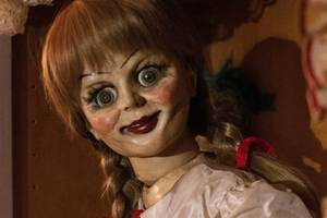 third 'annabelle' film scores creepy title 'annabelle comes home'