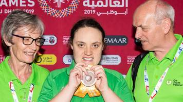special olympics: emma carlisle among medals for team ireland