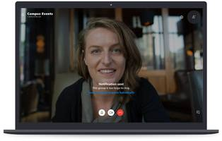 Microsoft is doubling Skype group video chats to 50 participants