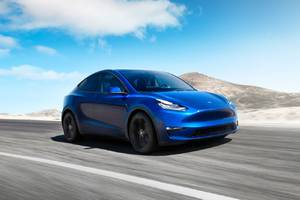 Watch this supercut of Elon Musk unveiling Tesla's new Model Y