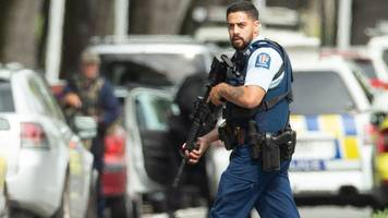 bangladesh cricket team escape shooting at christchurch mosque