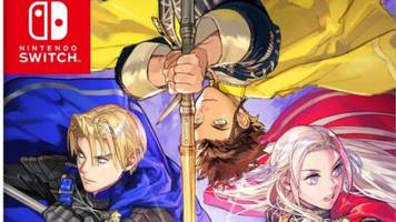 'Fire Emblem: Three Houses' and Other Dumb Nintendo Songs