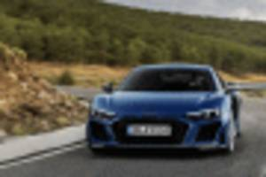 audi tt and r8 futures uncertain, electrification needed