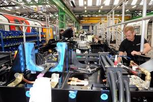 derby's bombardier looking for 300 extra workers to help build record number of trains