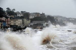 saturday's extreme weather isn't storm hannah