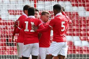 jamie ward scores and arvin appiah impresses as nottingham forest under-23s beat bournemouth