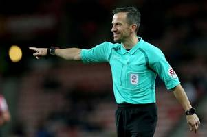 'someone give us a break!' - nottingham forest fans yet again frustrated by refereeing appointment
