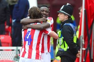 mike pejic: i think this is why stoke city are doing well... but we do need one of these