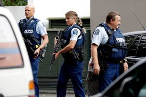 40 dead in New Zealand mosque shootings which were streamed on Facebook - updates
